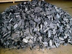 Charcoal under the order