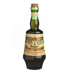 Amaro Montenegro bitter of 0,7 l.