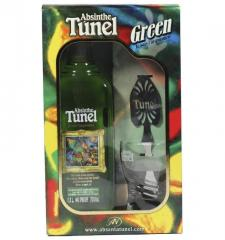 Absent Xenta Absinthe Tunel Green (  spoon and