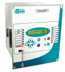 Device of differential protection RS83-DT2