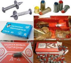 Дюбель-гвоздь 4,5х30, 40, 50, 60, 80 мм
