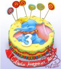 Children's cake of Bimb