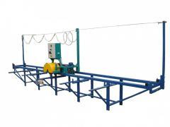 Многопил, продольнопильный станок кромкообрезной EL-350М, Z-Group
