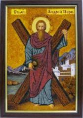"Saint Andrey Pervozdanny"" icons and"