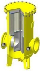 The filter gas Dn80 - Dn350 (FG, FGK, FGP, FGPK)