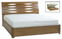 Кровать Мария (подъемный механизм) Микс-Мебель