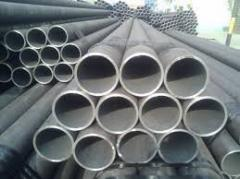 Pipes steel electrowelded longitudinal GOST