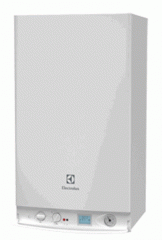 Gas wall coppers of Electrolux Quantum