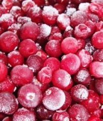 The cranberry frozen (bag box)