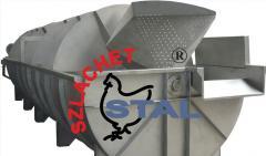 Шнековый охладитель птицы Тип SD –