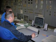 Апаратура АСУ теплових пунктів (ТП) котелень ТеЦ і