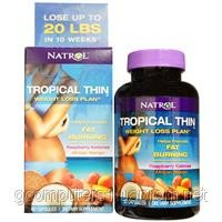 Complex of vitamins for weight reduction, Natrol,