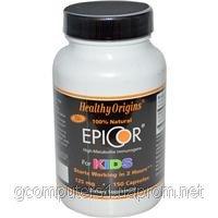 Эпикор для детей, Healthy Origins, EpiCor, 500 мг,