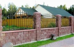 Заборы кованые Киев ЗО62