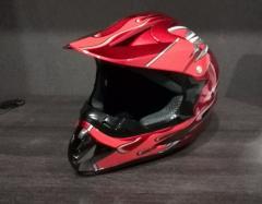 A helmet is cross. CR-168 TM York