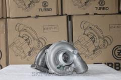 Турбокомпрессор ТКР С-13-104-01