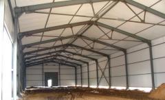 Hangars granary