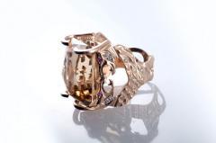 Перстень с драконами Артикул: К0115
