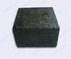 Stone blocks polnopilenny 10*10*6, Gabbr