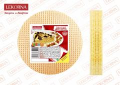 Wafer cake layers for cake, 65 g, the 10th