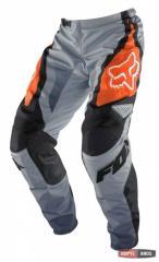Мото штаны FOX YTH 180 RACE Pant оранжевые
