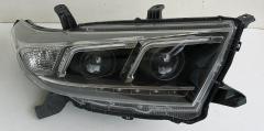 Optics front xenon tuning for Toyota Highlander
