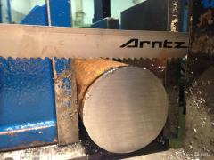 Tape saws of ARNTZ
