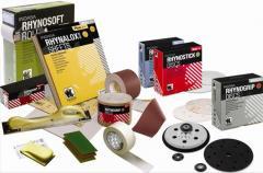 Abrasive materials Indasa