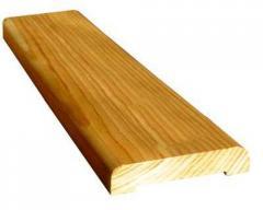 Наличник деревянный сосна - Ukraine. Евроналичник