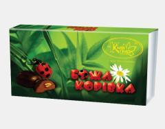 Cardboard box for candies Kiev Ukraine