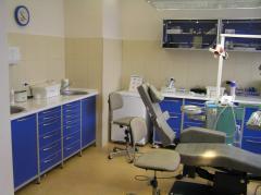 Мебель для стоматологического кабинета в