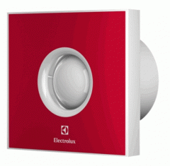 Household Electrolux Rainbow EAFR-100 red exhaust