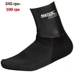 Seac sub socks of 5 mm r 40/41