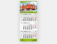 Calendars and calendar cards Ukraine