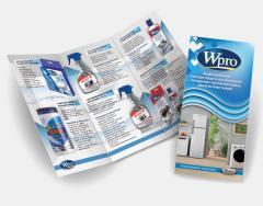 Advertizing leaflets to order Ukraine