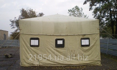 Tent production P-20