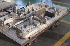Equipment model for foundry production