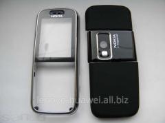 Корпус Nokia 6233 black high copy полный комплект