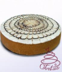 Classical pie Cheesecake