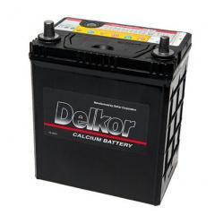 Акумулятор Delkor 6СТ-40 Азия Евро