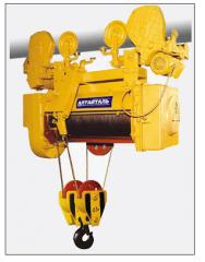 Hoists electric under the order