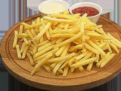 Картофель, деруны, фаст тракт
