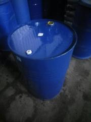 Barrel of metal 200 l