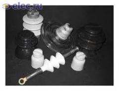 Insulators ceramic checkpoints. Insulators ceramic