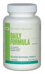 Витамины Universal | Daily Formula - 100 таблеток