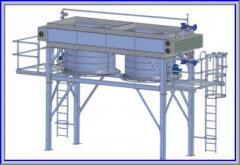 Теплообменник с воздушным охлаждением (АВО)