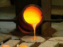 Bronze foundry