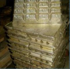 Antifrictional alloys and bimetallic tape.