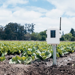 Soil meteorological station of Davis