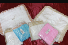 Pillowcase ritual Zhmachka,  Guipure